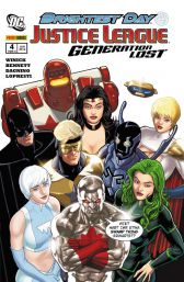 Justice League Generation Lost 4