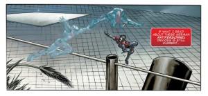 Ant-Man Panel