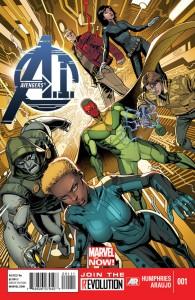 Avengers A.I. 1
