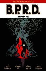 BPRD Vampire