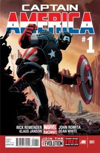 Captain America Now