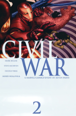 Civil War Team Iron-Man