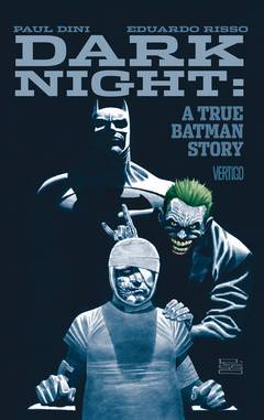 DARK NIGHT A TRUE BATMAN STORY HC