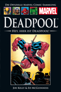 Deadpool Hey hier ist Deadpool