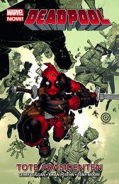 Deadpool tote Präsidenten