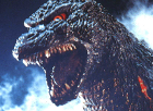 Godzilla Kopf