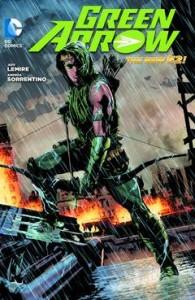 Green Arrow Vol 4