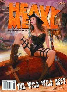 Heavy Metal 264