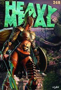Heavy Metal 268