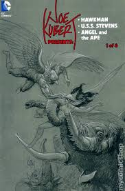 Joe Kubert Presents 1