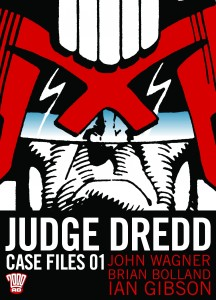 Judge Dredd Case Files 1