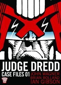 Judge Dredd Case Files 1