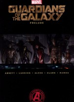 MARVELS GUARDIANS OF GALAXY PRELUDE TP