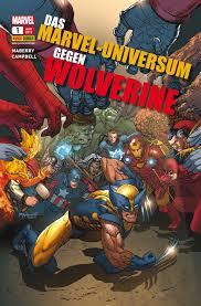 Marvel Universum vs Wolverine