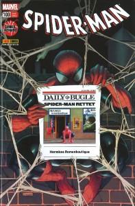 Spider-Man 100 Hermke Variant