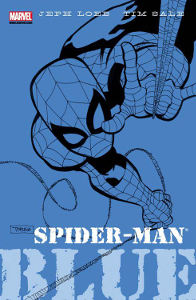 Spider-man Blue