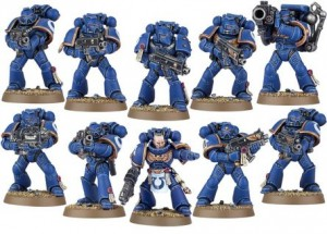 Taktischer Trupp Space Marines