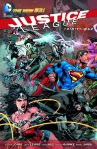 Trinity War HC