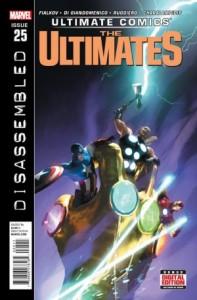 Ultimate Comics Ultimates Disassembled