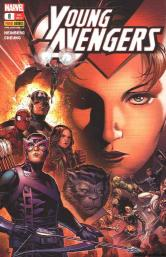 Young Avengers Sonderband 8