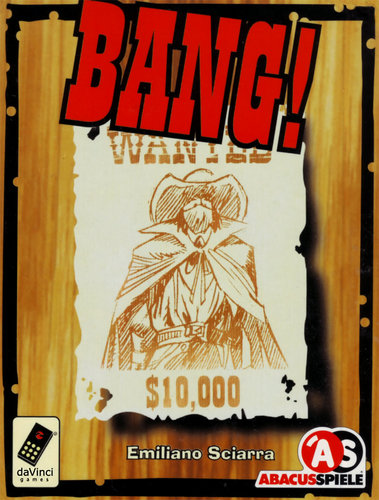 Bang!(Abacusspiele 2002)