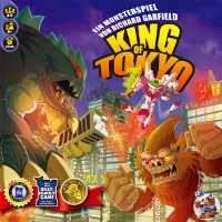 King of Tokyo (Heidelberger Spieleverlag 2011)