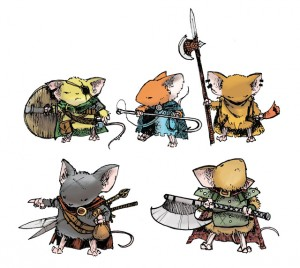 guard+mouse
