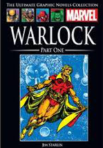marvel collection Warlock